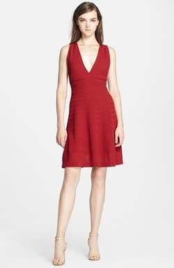 Crisscross Back Rib Stitch Dress by M Missoni in Paper Towns