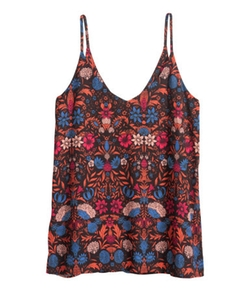 V-Neck Camisole Top by H&M in Pretty Little Liars