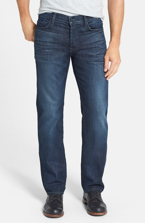Straight Leg Jeans by 7 for all Mankind in Entourage