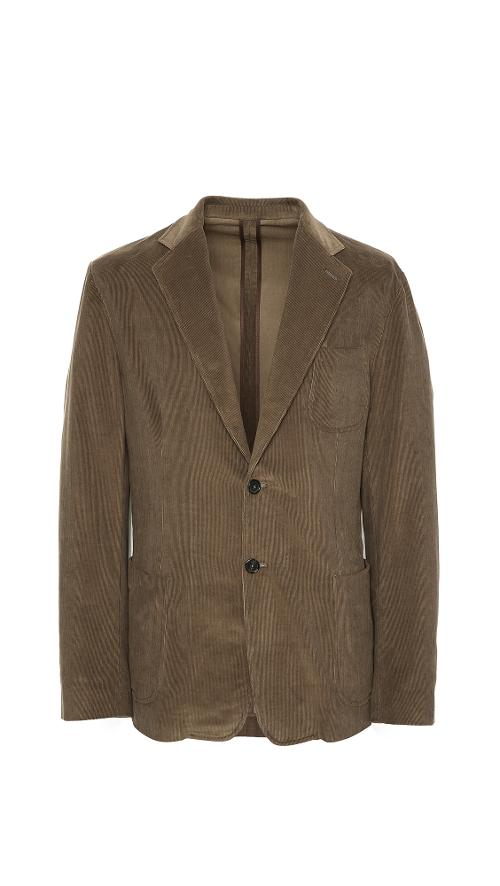 Wesley Cord Suit Jacket by Billy Reid in And So It Goes