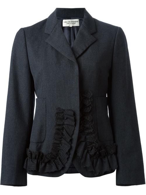 'Robe de Chambre' Jacket by Comme Des Garcons Vintage in Suits - Season 5 Episode 3