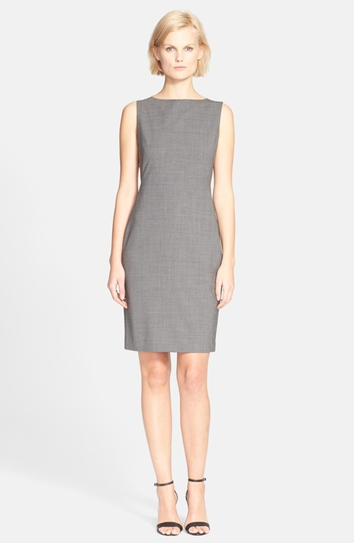 Betty.2B Sheath Dress by Theory in Survivor