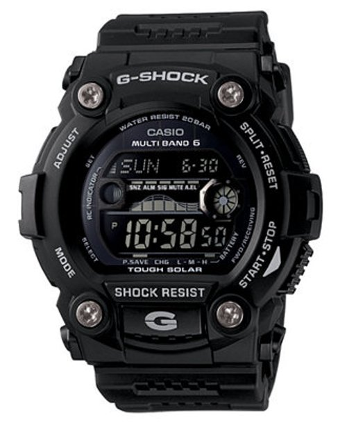 G-Shock Men's Black Resin Strap Watch by Casio in The Town