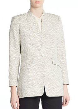 MJ Kamala Line Jacket by Lafayette 148 New York in The Good Wife