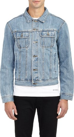 Denim Emil Jacket by Saturdays Surf Nyc in If I Stay