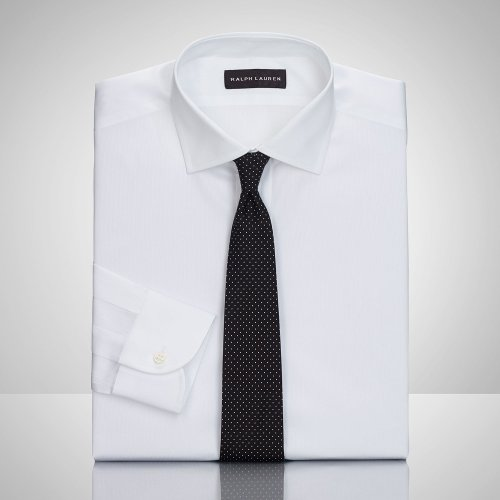 Bond Dress Shirt by Ralph Lauren in Begin Again