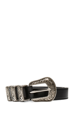 Westerns Hip Belt by Saint Laurent in Keeping Up With The Kardashians