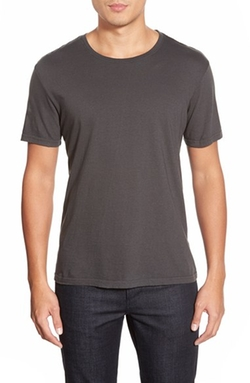 Basic Cotton Crewneck T-Shirt by Michael Stars in How To Get Away With Murder