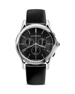 Swiss Stainless Steel Watch by Emporio Armani in Hall Pass