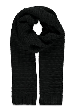 Textured Knit Scarf by Forever 21 in Chi-Raq