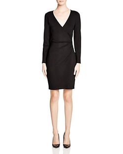 Lulu Ruched Dress by French Connection in The Good Wife