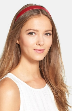 Leather Headband by L. Erickson in Clueless