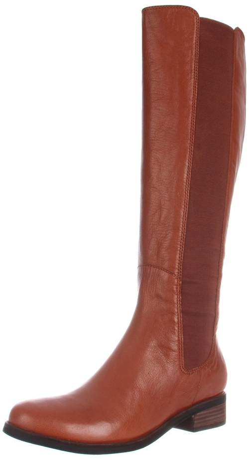 Women's Jodhpur Knee-High Boots by Cole Haan in Pretty Little Liars - Season 6 Episode 5
