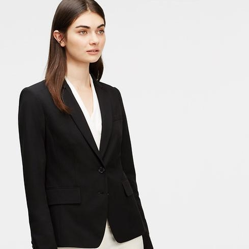 All Season Stretch Jacket by Ann Taylor in The Boss