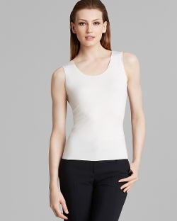 Sleeveless Tank Top by Armani Collezioni in The Second Best Exotic Marigold Hotel