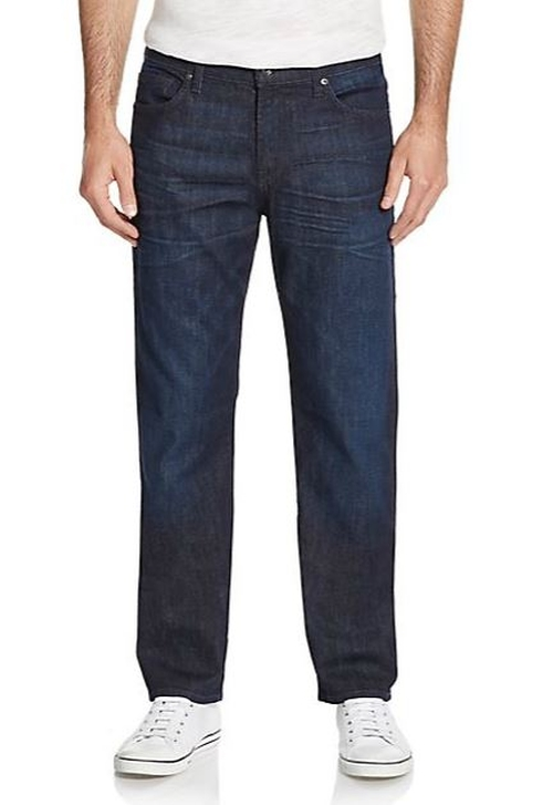 Standard Straight-Leg Jeans by 7 For All Mankind in Scream Queens