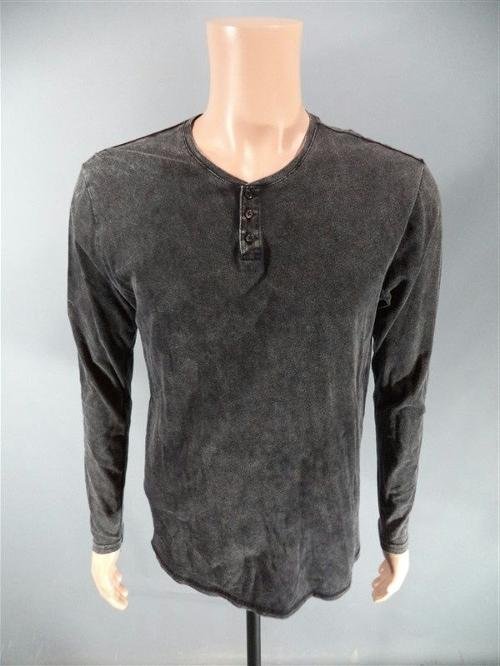 Long Sleeve Henley Shirt by All Day in If I Stay
