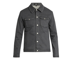 John Denim Jacket by A.P.C. in New Girl