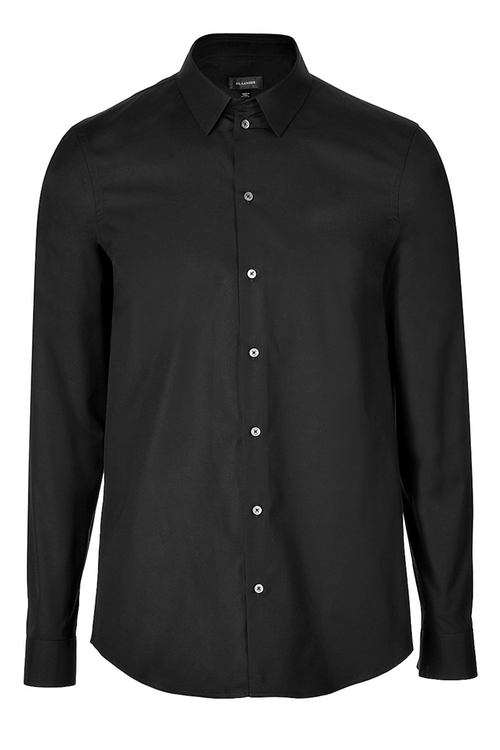 Cotton Shirt by Jil Sander in Tomorrow Never Dies