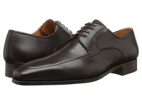 Terque Oxford Shoes by Magnanni in Suits