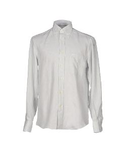 Linen Shirts by Morris in Couple's Retreat