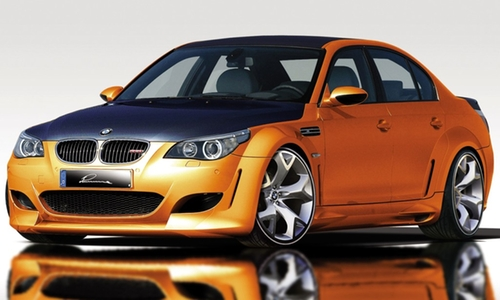 M5 E60 Sedan by BMW in Fast & Furious 6
