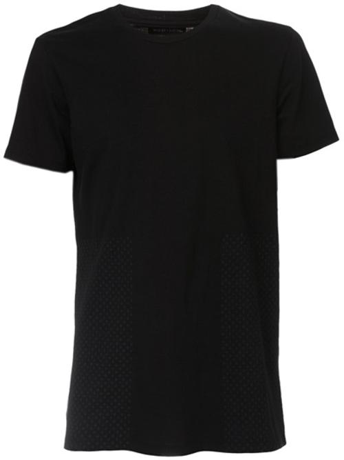 'Sashiko' Crew Neck T-Shirt by Wings+Horns in Step Up: All In