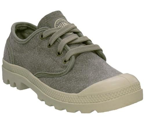 Pampa Oxford Shoes by Palladium in The Maze Runner