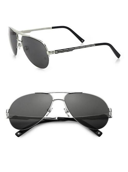 Aviator Sunglasses by Montblanc in Begin Again