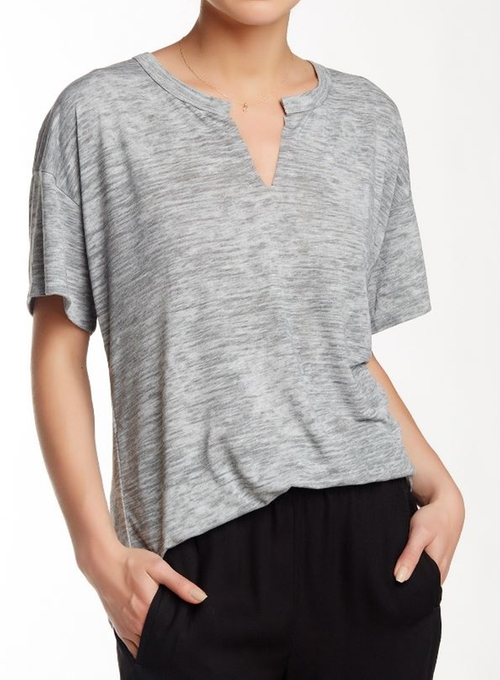 Karen V-Neck Tee  by Nation LTD  in How To Get Away With Murder - Season 3 Episode 1