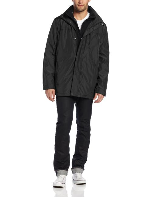Poly Bonded Jacket by Calvin Klein in New Year's Eve