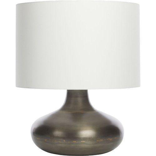 Smelting Table Lamp by CB2 in Hot Pursuit