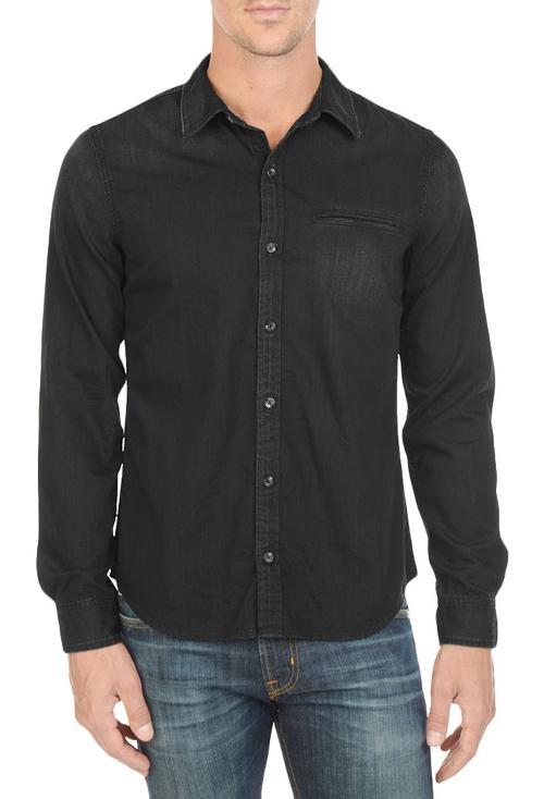 THE WING SHIRT - OBERON by AG JEANS in Jersey Boys
