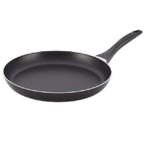 Dishwasher Safe Aluminum Nonstick Open Shallow Skillet, Black by Farberware in Vampire Academy