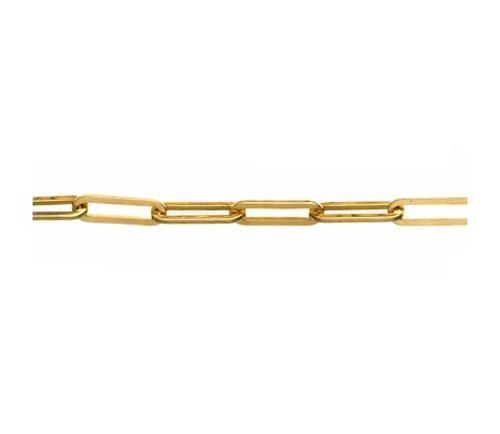 18k Long Link Charm Bracelet by Jennifer Fisher in The Other Woman