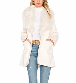 Elixir Of Love Faux Fur Coat by Unreal Fur in Girlboss