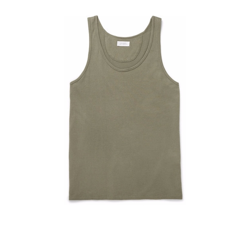 Nick Cotton Tank Top by Saturdays NYC in Jason Bourne