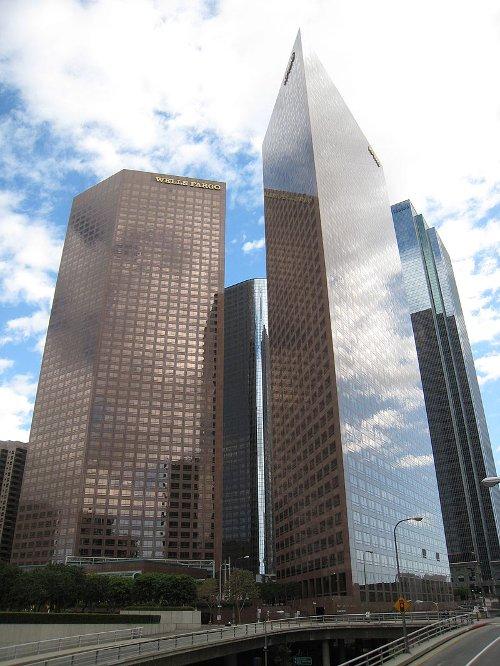 Wells Fargo Center Los Angeles, California in Horrible Bosses 2