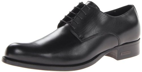 Lace-Up Abrasivato Oxford Shoes by Dsquared2 in John Wick