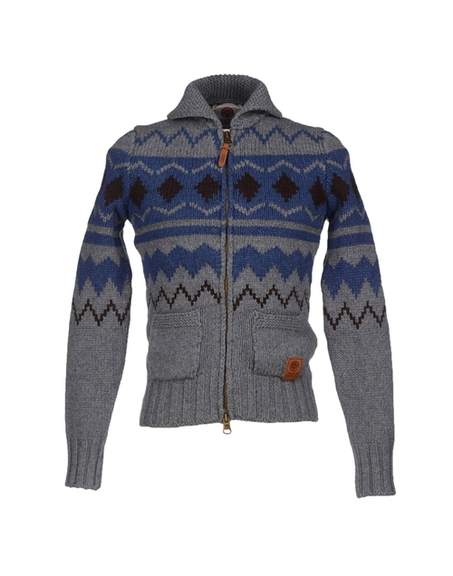 Multi Color Pattern Cardigan by Franklin & Marshall in Mission: Impossible - Ghost Protocol
