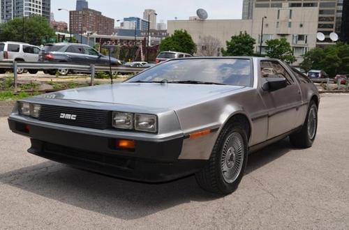 1981 DMC-12 Coupe by DeLorean in Back To The Future
