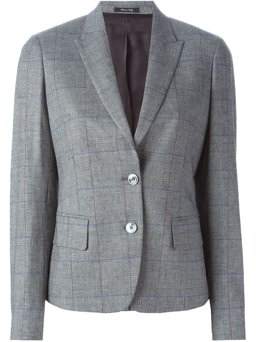 Prince of Wales Check Blazer by Paul Smith Black Label in American Horror Story