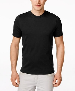 Men's Basic Crew Neck T-Shirt by Michael Kors in Joshy