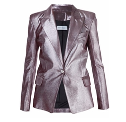 Metallic Blazer by Beau Souci in Empire