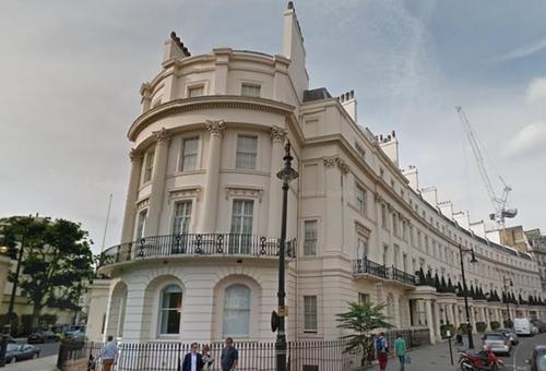 1 Grosvenor Crescent London, United Kingdom in Survivor