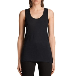 Malin Scoop-Neck Tank Top by All Saints in The Blacklist