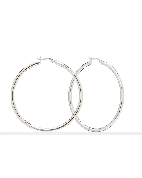Large Hoop Earrings by Ralph Lauren in Joy