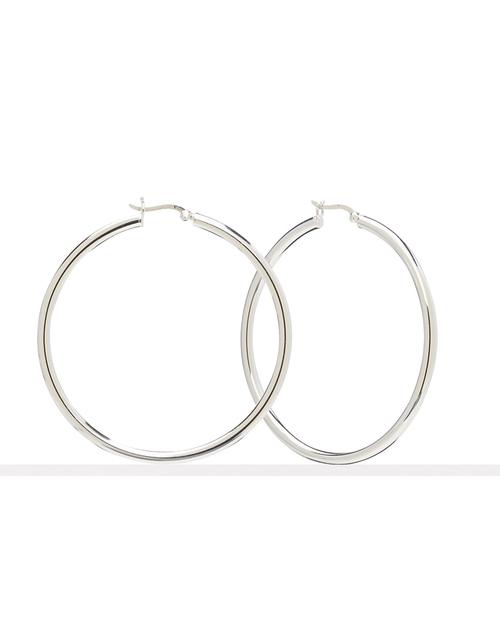 Large Hoop Earrings by Ralph Lauren in Joy