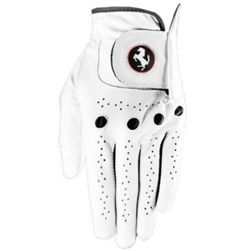 Left Hand Golf Leather Glove by Ferrari in Scream Queens - Season 1 Episode 1
