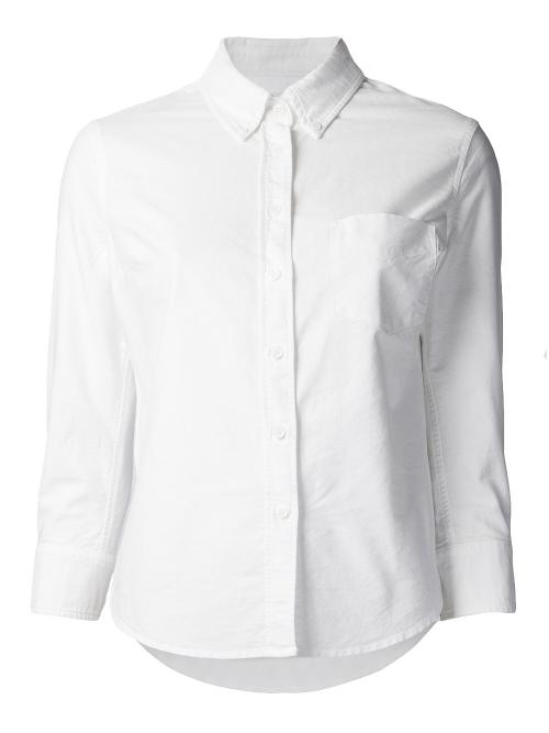 button down shirt by BAND OF OUTSIDERS in This Is Where I Leave You